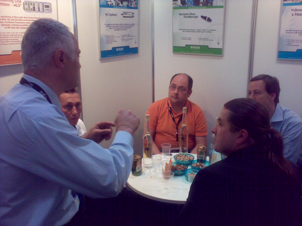 Laser World of PHOTONICS 2011