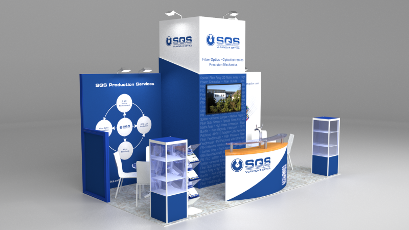 SQS is going to attend the Laser trade show in Munich