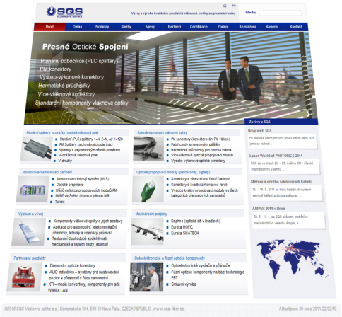 SQS Launches New Website