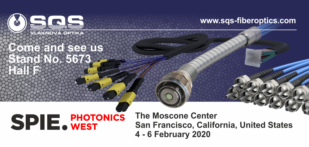 SQS na Photonics West 2020